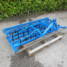 Wessex 3 Point Linkage Tractor Mounted Paddock Leveller Grader