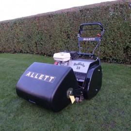 Allett Buffalo 24, 6 Blade Cylinder Mower With New Grass Box