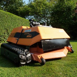 RoboFlail Remote Controlled 55° Slope Mower