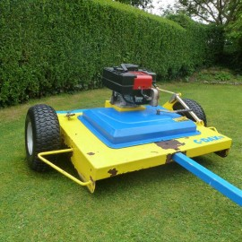 2005 C-DAX Uppercut 44 Tow Behind Topper Mower