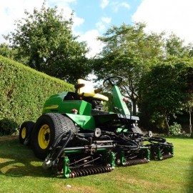 2002 John Deere 3235B Professional Light Weight Fairway Mower