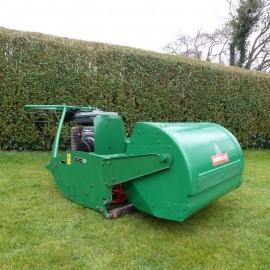 1999 Ransomes Mastiff 36 Cylinder Mower & Grass Box