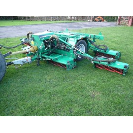 Ransomes TG4650 Tractor Mount Trailed Cylinder Gang Mower