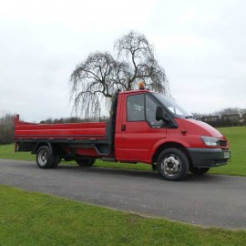 2006 Ford Transit T350 RWD 90ps Drop Side Pickup With Tail Lift