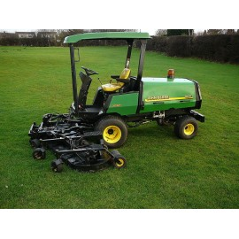 "2001 John Deere 1620 Wide Area Mower 96"" Cut"