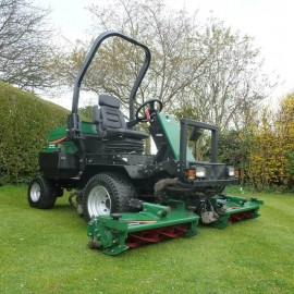 2005 Ransomes Highway 2130 4WD Cylinder Mower