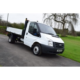 2011 Ford Transit T350 RWD 115ps Drop Side Pickup With Tipper