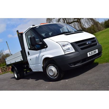 2011 Ford Transit T350 RWD 2.4 115ps Drop Side Pickup With Tipper