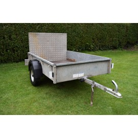 Ifor Williams Unbraked P6E 10 RTG Trailer G.V.W 500kg