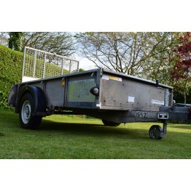 Ifor Williams GD85SA Braked General Duty Trailer G.V.W 1400kg