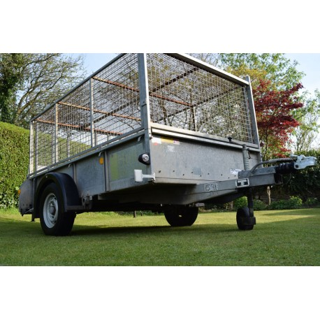 Ifor Williams Caged GD85SA Braked General Duty Trailer G.V.W 1400kg