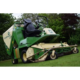 2008 Amazone Profihopper Zero Turn Flail Mower