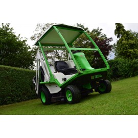 2010 Etesia Hydro 124DS Ride On Rotary Mower