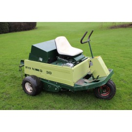 Ransomes Ryan GA30 18hp Ride On Aerator