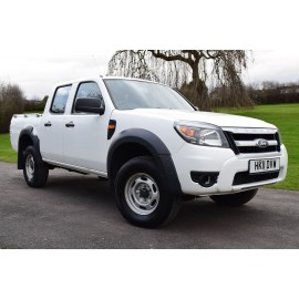 2011 Ford Ranger 2.5 TDCI 4X4 Double Cab XL 143ps