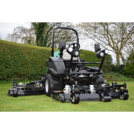 Ransomes MP493 Wide Area Cut Ride On Rotary Mower