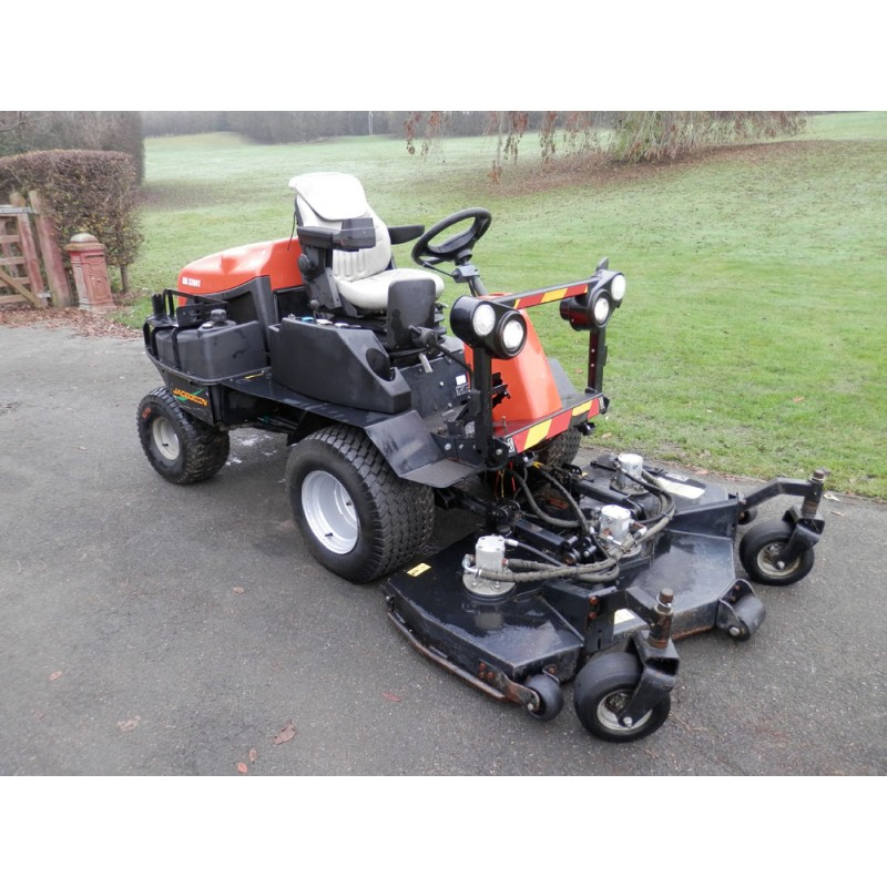 Sold Used 2009 Jacobsen HR3300T Ride On Rotary Mower