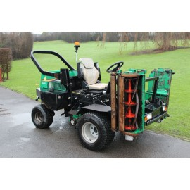 2010 Ransomes Parkway 2250 Plus Ride On Cylinder Mower