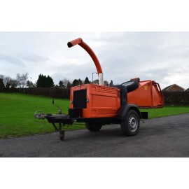 "2002 Timberwolf TW35/150H 6"" Towable Chipper"