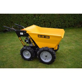 Unused 250kg Mini Dumper 4WD With Chain Drive B&S Engine