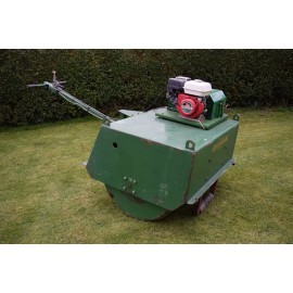 "Dennis 36"" Sports Ground Roller Honda Engine"