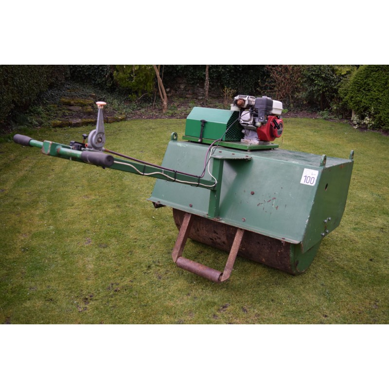 Used Dennis 36 Quot Sports Ground Roller Honda Engine For Sale