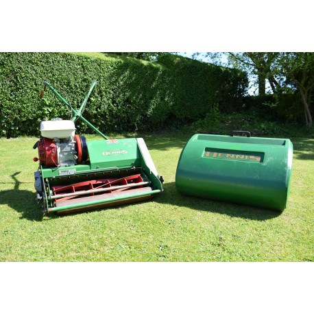 2005 Dennis Super Six 5 Blade Cylinder Mower