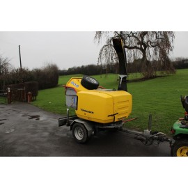 2009 Saelen Tunnissen TS250M Towable Chipper