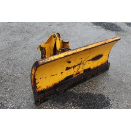 Hydraulic Snow Plow Attachment For Compact Tractor