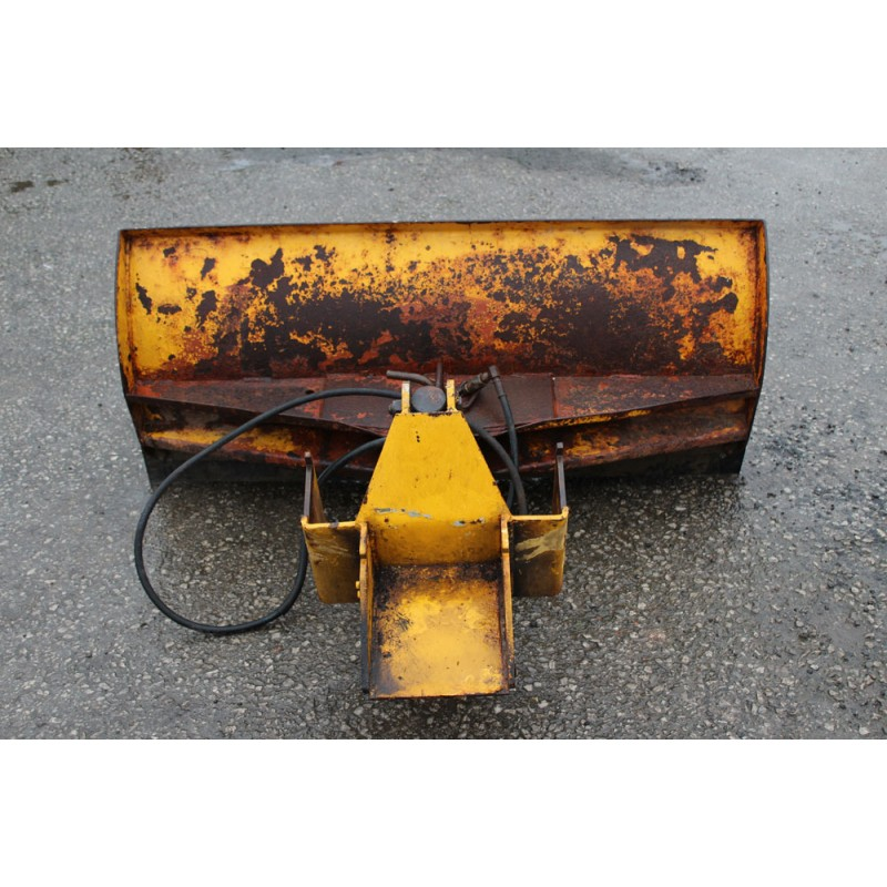 For Sale Hydraulic Snow Plow Attachment Suitable For