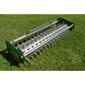 "Used Dennis FT610 & Super Six 24"" Sorrel Roller Cassette"