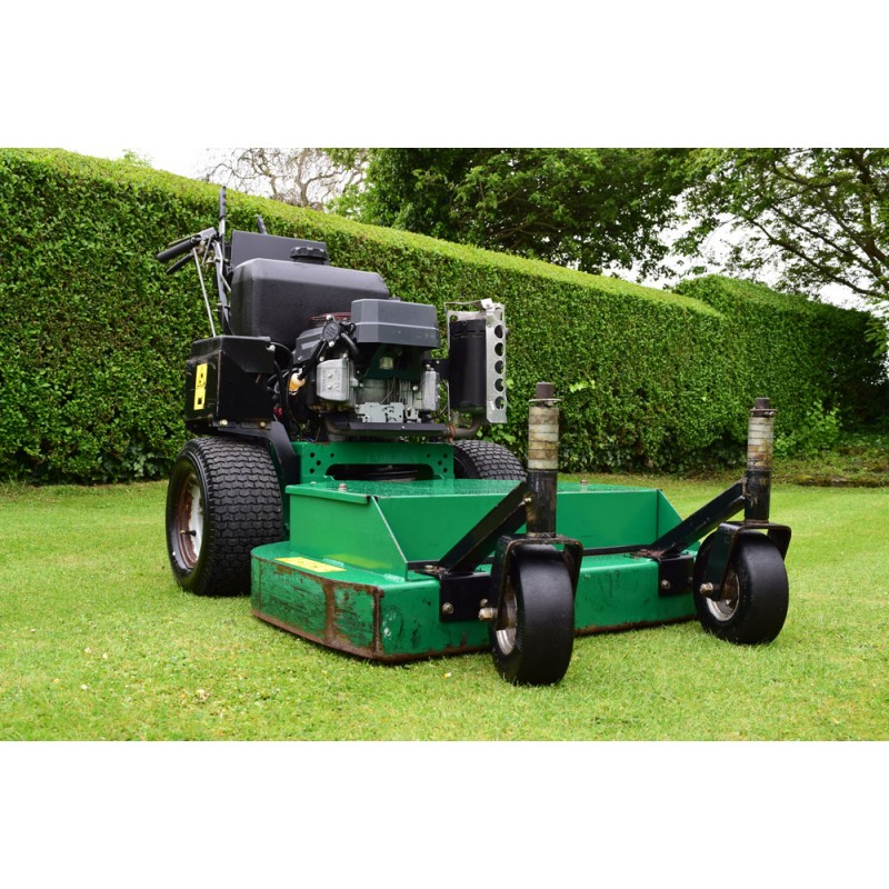 Used 2008 Ransomes Pedestrian 36 Quot Walk Behind Zero Turn