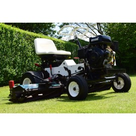 2005 Allen National 68 Triple Ride On Cylinder Mower
