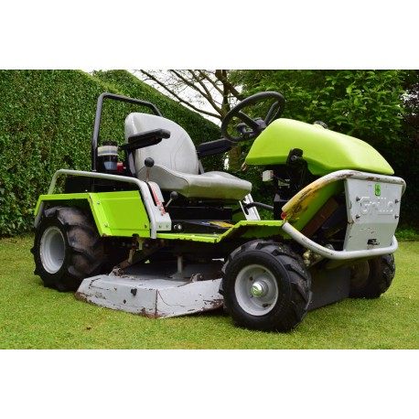 2011 Grillo Climber 9.21 Ride On Rotary Mower