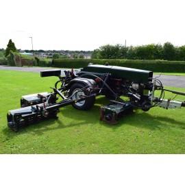 2008 Hayter TM749 Tractor Mount Trailed Cylinder Gang Mower