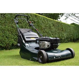 "2013 Hayter Harrier 56 Auto Drive VS BBC 22"" Lawn Mower"