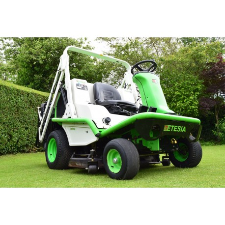 2010 Registered Etesia Hydro 124DS Ride On Rotary Mower