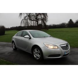 2012 Vauxhall Insignia 2.0 CDTI 16V EXCLUSIV ECOFLEX 160PS