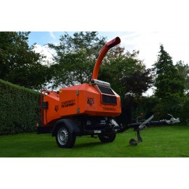 "2014 Timberwolf TW 240TDHB(T)  6"" Towable Chipper"