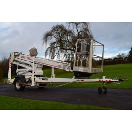 2002 Dino 180XT  Trailer Mounted 18 Meter Access Lift
