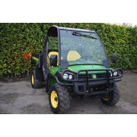 2014 John Deere Gator 855D Diesel Utility Task Vehicle With Cab