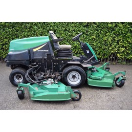 Ransomes HR6010 Wide Area Cut Ride On Rotary Mower