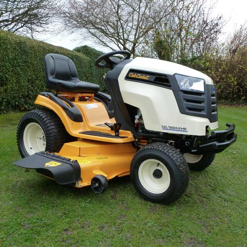 Sold Used 2014 Cub Cadet Cc1224khp 50 Quot Garden Tractor Lawn