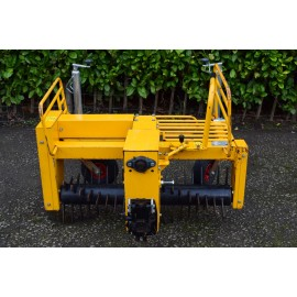 Blec SR3 Roto Rake Attachment