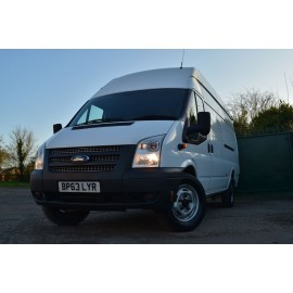 2014 Ford Transit T350 RWD 2.2 125ps LWB High Roof Panel Van