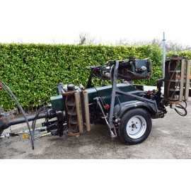 Hayter TM749 Tractor Mount Trailed Cylinder Gang Mower