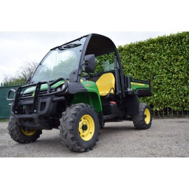2012 John Deere Gator 855D Diesel Utility Task Vehicle With Cab