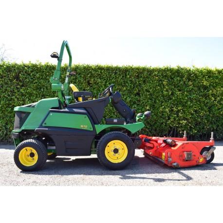 "2014 John Deere 1570 TerrainCut 53"" Ride On Flail Mower"