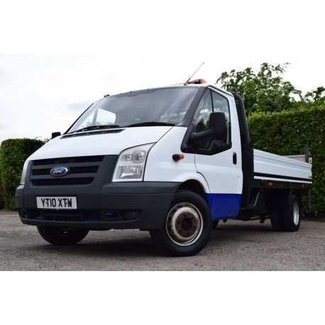 2010 Ford Transit T350 RWD 2.4 115ps Drop Side Pickup With Tail Lift