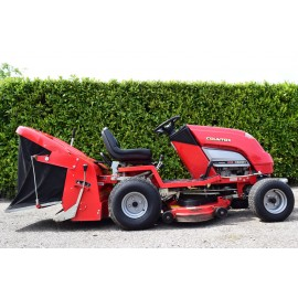 "2010 Countax C600H 4WD 40"" Rear Discharge Garden Tractor With PGC"